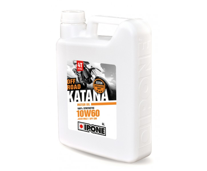 IPONE KATANA OFF ROAD 10W60