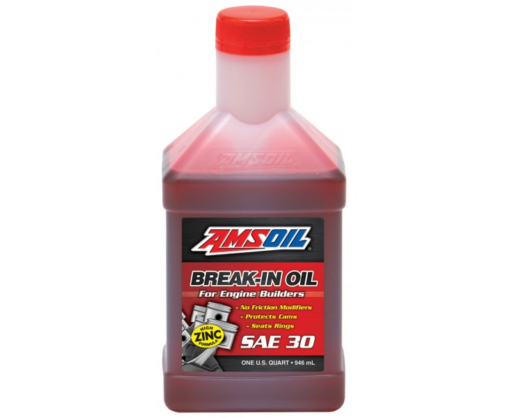 Amsoil SAE 30 Break-In Engine Oil