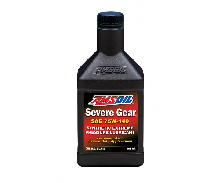 Amsoil Severe Gear SAE 75W-140