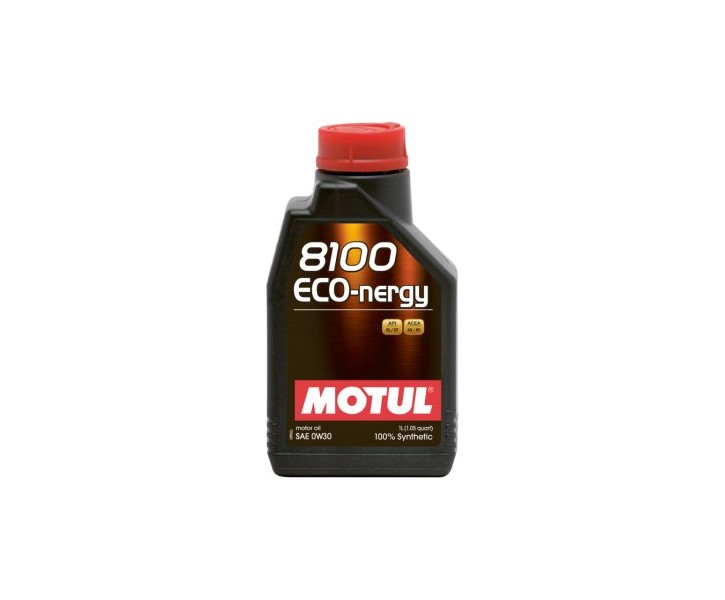 Motul 8100 Eco-nergy 0W30