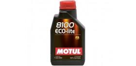 Motul 8100 Eco-lite 0W20