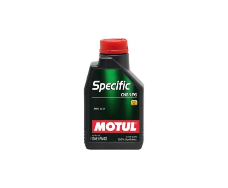 Motul Specific CNG / LPG 5w40