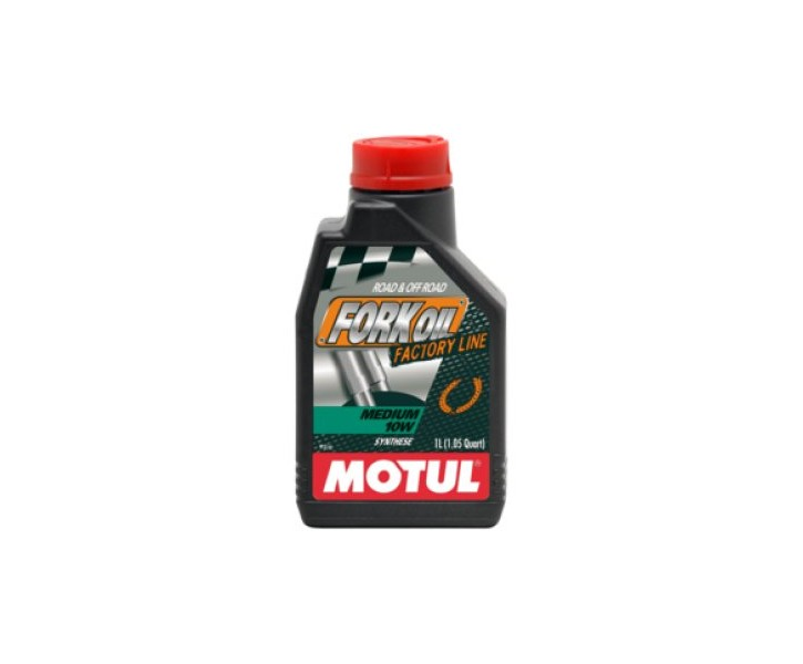 Motul Fork Oil Factory Line Medium 10W