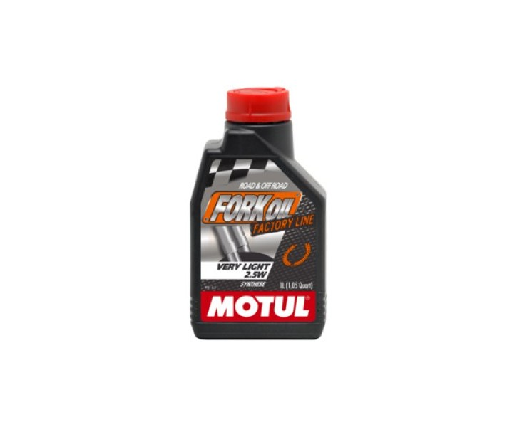 Motul Fork Oil Factory Line Very Light 2.5W