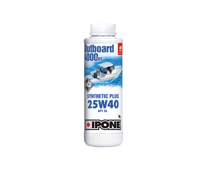 IPONE OUTBOARD 4000 RS 25W40