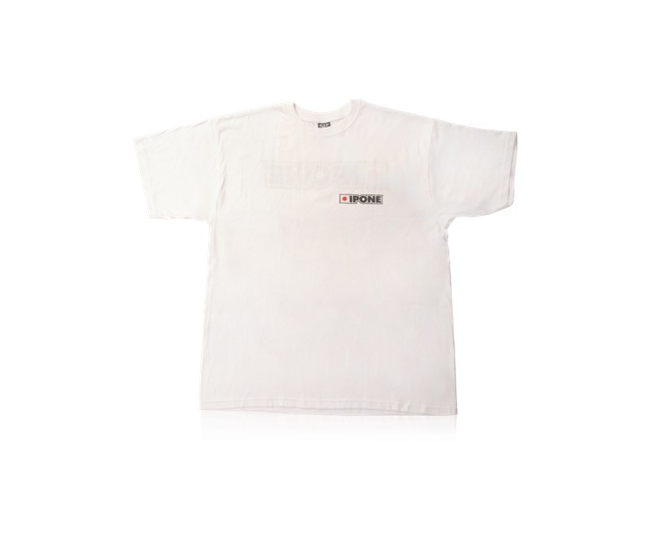 IPONE TEE-SHIRT WHITE