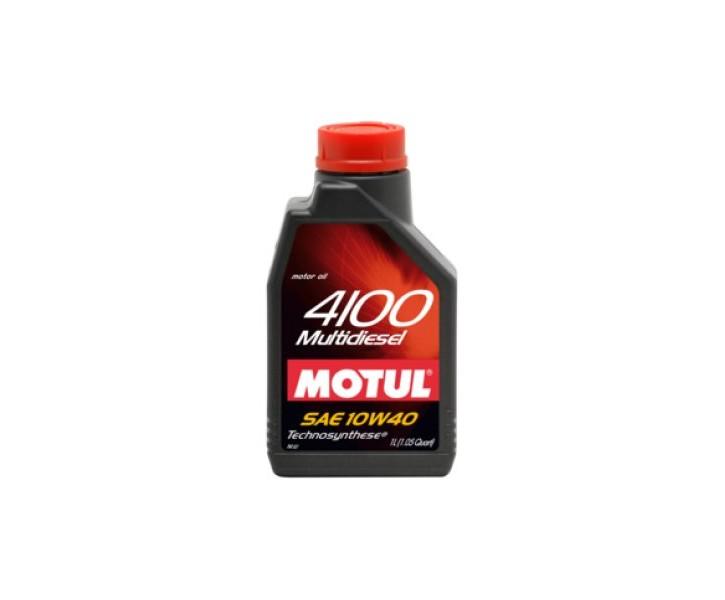 Motul 4100 Multi Diesel 10W40