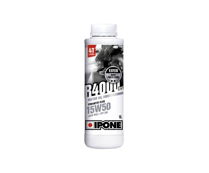 IPONE R4000 RS 15W50