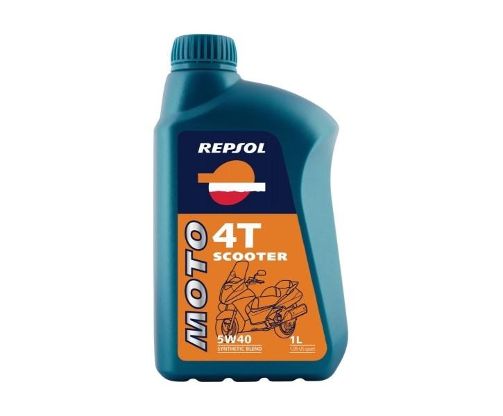 REPSOL MOTO SCOOTER 4T 5W40