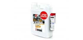 Ipone PACK Katana 10W50 + Spray Full Protect