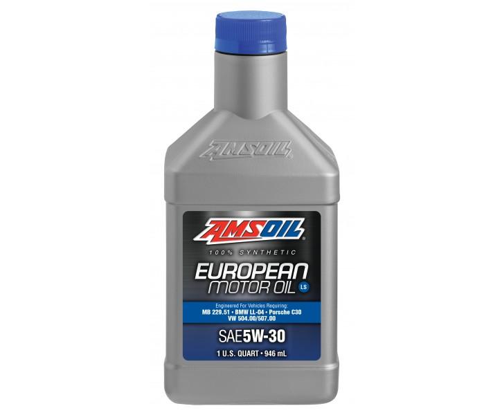 Amsoil European Car Formula 5W30