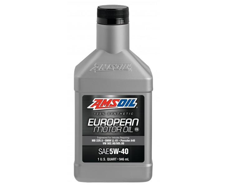 Amsoil European Car Formula 5W40 Classic ESP Synthetic Motor Oil