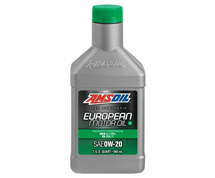Amsoil European Car Formula 0w-20 LS